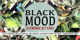Black mood summertime