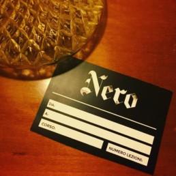 I corsi di Nero Factory gift card